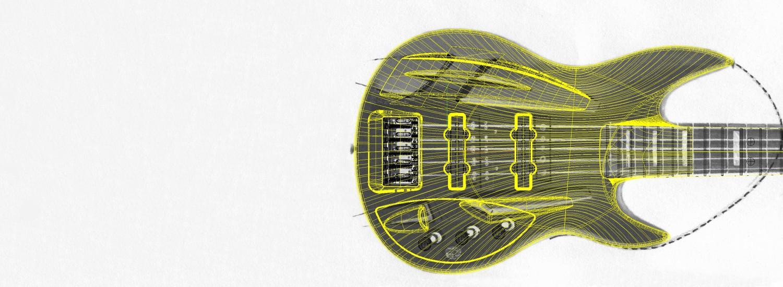 aristides bass 050 3D CAD