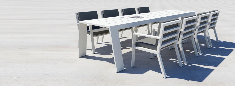 ontwerp rendering borek viking diner in aluminium wit