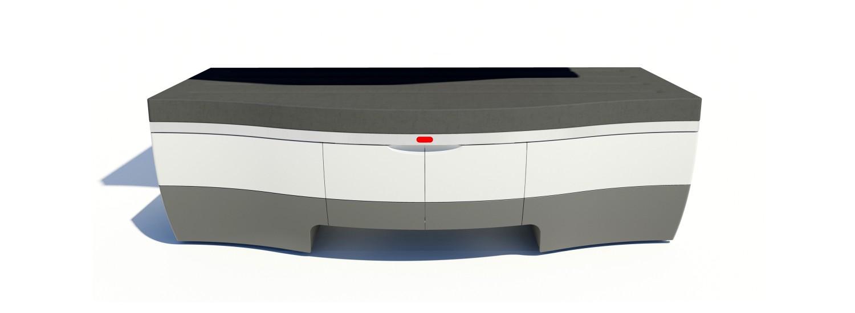 scania ontwerp bedden en cabine onderdelen voor vrachtwagen