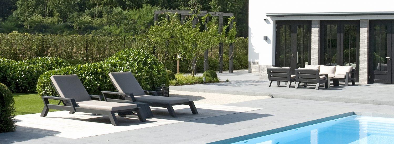 VIKING outdoor furniture family Borek by frans van rens
