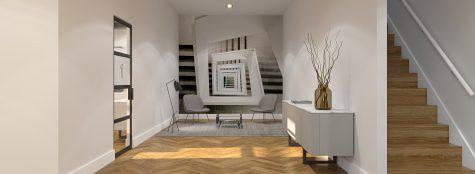 stairway utrecht entree